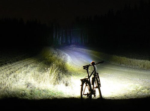 LED Bicycle light 1