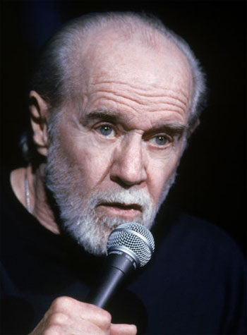 George Carlin - now dead