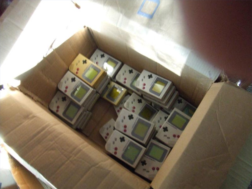 255 Gameboys