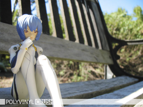 Ayanami Rei by Polyvinyl Crush